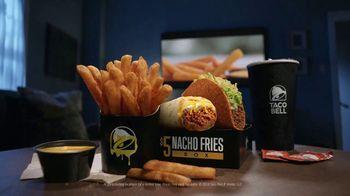 Taco Bell $5 Nacho Fries Box TV Spot, 'The Future' - Thumbnail 9