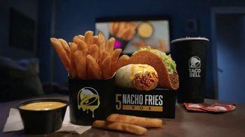 Taco Bell $5 Nacho Fries Box TV Spot, 'The Future' - Thumbnail 6