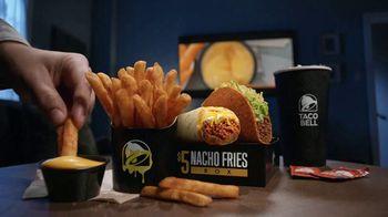 Taco Bell $5 Nacho Fries Box TV Spot, 'The Future' - Thumbnail 7