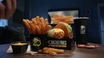 Taco Bell $5 Nacho Fries Box TV Spot, 'The Future' - Thumbnail 8