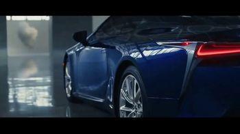 Lexus LC 500h TV Spot, 'Fast as H' [T1] - Thumbnail 1