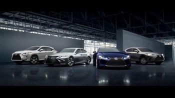 Lexus LC 500h TV Spot, 'Fast as H' [T1] - Thumbnail 9