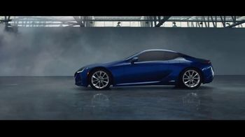 Lexus LC 500h TV Spot, 'Fast as H' [T1]