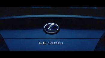 Lexus LC 500h TV Spot, 'Fast as H' [T1] - Thumbnail 8