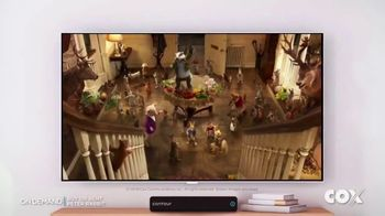Cox Communications Contour Voice Remote TV Spot, 'Peter Rabbit' - Thumbnail 1