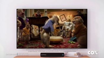 Cox Communications Contour Voice Remote TV Spot, 'Peter Rabbit' - Thumbnail 2