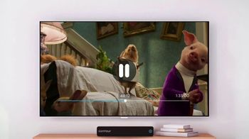 Cox Communications Contour Voice Remote TV Spot, 'Peter Rabbit'