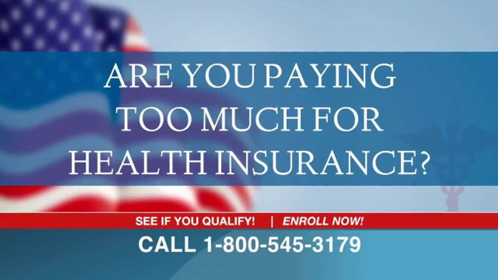 Affordable Health Insurance >> The Affordable Health Insurance Hotline Tv Commercial Paying Too