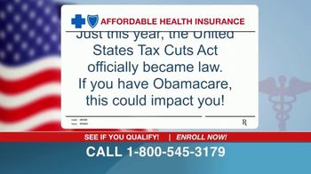 The Affordable Health Insurance Hotline TV Spot, 'Paying Too Much?' - Thumbnail 2