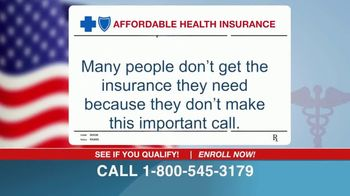 The Affordable Health Insurance Hotline TV Spot, 'Paying Too Much?' - Thumbnail 6
