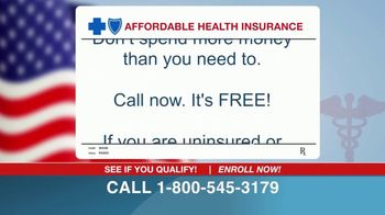 The Affordable Health Insurance Hotline TV Spot, 'Paying Too Much?' - Thumbnail 7