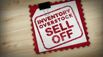 La-Z-Boy Inventory Overstock Sell Off TV Spot, \'Everything Must Go\'