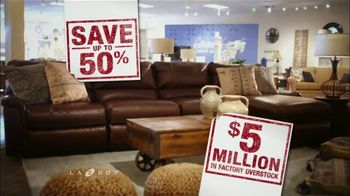 La-Z-Boy Inventory Overstock Sell Off TV Spot, 'Everything Must Go' - Thumbnail 5