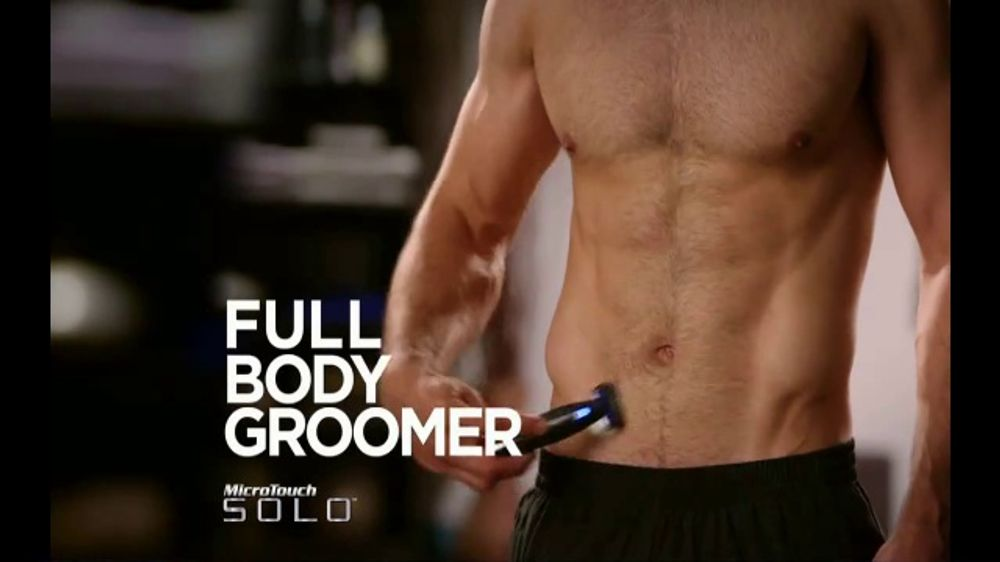 MicroTouch Solo TV Commercial, 'Full Body Control' - iSpot.tv