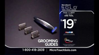 MicroTouch Solo TV Spot, 'Full Body Control' - Thumbnail 9