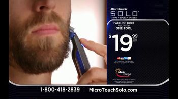 MicroTouch Solo TV Spot, 'Full Body Control' - Thumbnail 8