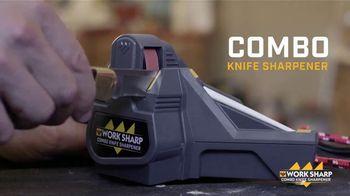 Work Sharp Combo Knife Sharpener TV Spot, 'As Sharp as New' - Thumbnail 2