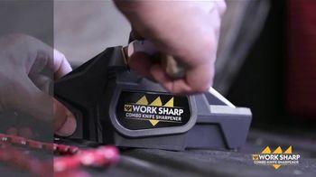 Work Sharp Combo Knife Sharpener TV Spot, 'As Sharp as New'