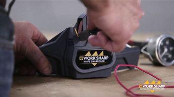 Work Sharp Combo Knife Sharpener TV Spot, 'As Sharp as New' - Thumbnail 9