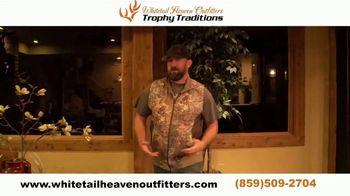 Whitetail Heaven Outfitters TV Spot, 'Pretty Good Average' Ft. Kip Campbell - Thumbnail 1