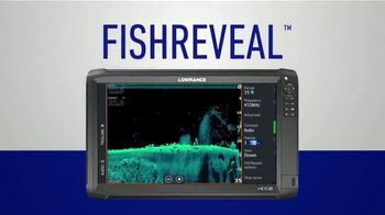 Lowrance Fishreveal TV Spot, 'HDS Carbon Free Sonar Features' - Thumbnail 3