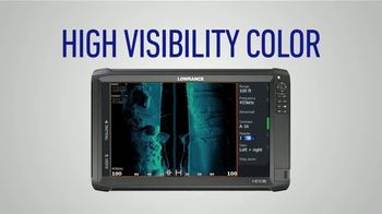 Lowrance Fishreveal TV Spot, 'HDS Carbon Free Sonar Features' - Thumbnail 5