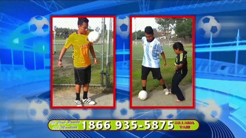 Club Pasión Soccer TV Commercial 796ec273cebed