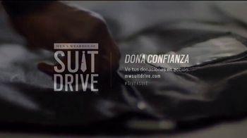 Men's Wearhouse Suit Drive TV Spot, 'Dona confianza' [Spanish] - Thumbnail 6