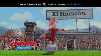 Pantaya TV Spot, 'Condorito: The Movie' [Spanish] - 238 commercial airings