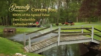 Grundy Insurance TV Spot, 'A Thrilling Experience' - Thumbnail 8