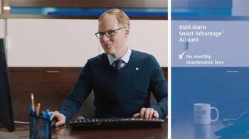 BMO Harris Bank Smart Advantage Checking TV Spot, 'Why' - Thumbnail 2