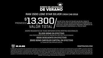 Ram Trucks Evento de Liquidación de Verano TV Spot, 'Herramienta' [Spanish] [T2] - Thumbnail 8