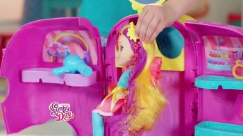 Sunny Day Glam Vanity Playset TV Spot, 'Gear Up & Go' - Thumbnail 8