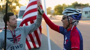 Team Red, White & Blue TV Spot, 'Transitioning' - Thumbnail 6