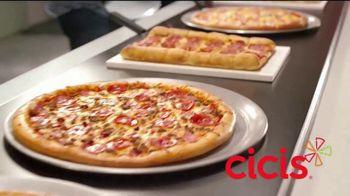 CiCi's Pizza TV Spot, 'Valor infinito' [Spanish] - Thumbnail 5