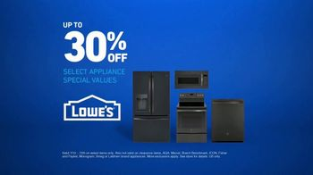 Lowe's TV Spot, 'Growing Family: Appliance Special Values' - Thumbnail 8
