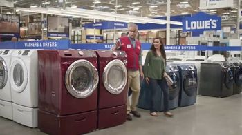 Lowe's TV Spot, 'Growing Family: Appliance Special Values' - Thumbnail 4