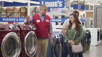 Lowe's TV Spot, 'Growing Family: Appliance Special Values' - Thumbnail 5