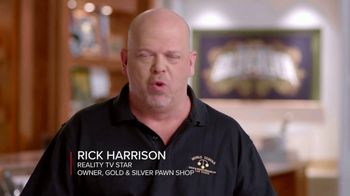 LifeLock TV Spot, 'DSP1 V1rev1 - Testimonial Rick Harrison' - Thumbnail 2