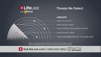 LifeLock TV Spot, 'DSP1 V1rev1 - Testimonial Rick Harrison' - Thumbnail 4