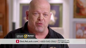 LifeLock TV Spot, 'DSP1 V1rev1 - Testimonial Rick Harrison' - Thumbnail 7