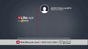 LifeLock TV Spot, 'DSP1 V1rev1 - Testimonial Rick Harrison' - Thumbnail 8