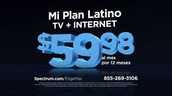 Spectrum Mi Plan Latino TV Spot, 'No lo compres' [Spanish] - Thumbnail 10