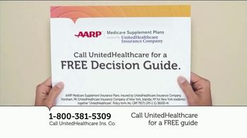 UnitedHealthcare AARP Medicare Supplement Plans TV Spot, 'Learning'