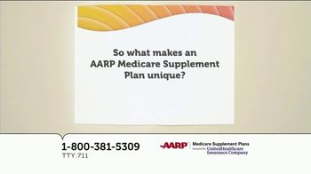 UnitedHealthcare AARP Medicare Supplement Plans TV Spot, 'Learning' - Thumbnail 4