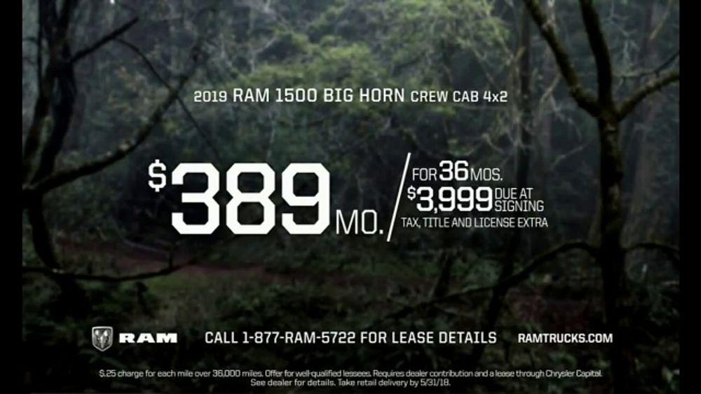 2019 Ram 1500 TV Commercial, 'Tomorrow' [T2]