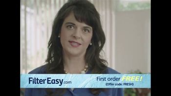 Filter Easy TV Spot, 'Your Indoor Air Is MAD Nasty' - Thumbnail 2
