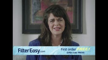 Filter Easy TV Spot, 'Your Indoor Air Is MAD Nasty' - Thumbnail 7