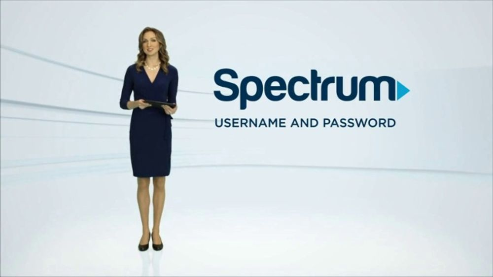 Spectrum TV Commercial, 'Username and Password' - Video