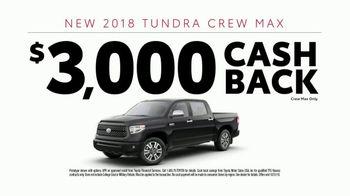 2018 Toyota Tundra TV Spot, 'The Untameables: Showdown' Featuring Don Swayze [T2] - Thumbnail 8